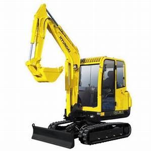 Hyundai Crawler Mini Excavator Robex 22