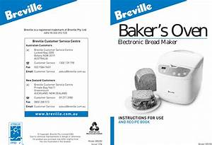 Breville Bb280 Instruction Manual Manualslib Makes It Easy