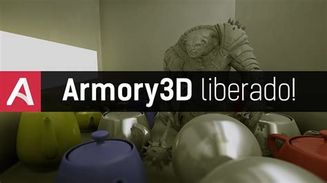 Blender game engine is not coming back, but a great deal of the functionality that was removed with it will be returning. Armory3D finalmente DE GRAÇA! | Nova Game Engine do ...
