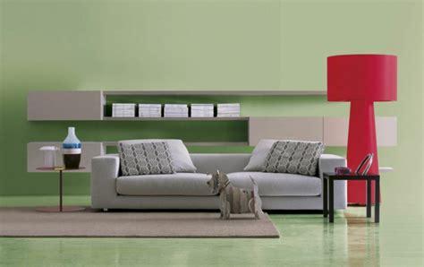 Gruntone Wandfarbe by Gr 252 Nt 246 Ne Wandfarbe Sorgen F 252 R Eine Frische Und Ruhige