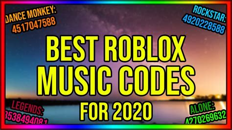 \ the come back of the roblox ids! 20+ WORKING ROBLOX MUSIC/SONG CODES & IDS *2020-2021 ...