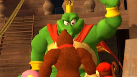 Donkey Kong King K Rool Returns Sfm Youtube