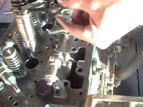 cat  fuel injector adjustment  youtube