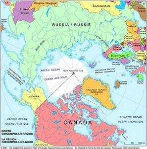 Sis 495 Arctic Sovereignty  The International Dispute Over