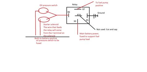 Installing Electric Fuel Pump Boat Using
