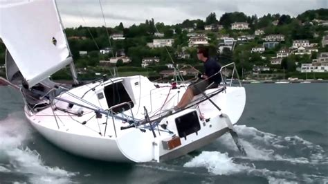 high speed mini transat youtube