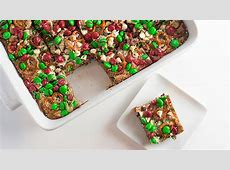 Christmas 7Layer Cookie Bars Recipe Tablespooncom