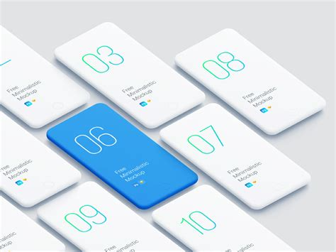 free iphone po perspective iphone smooth mockups freebie
