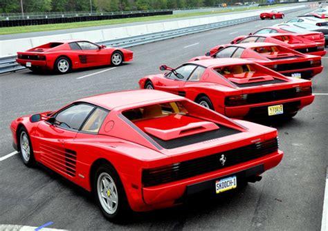 Ferrari Club Of America National Meet Part 2
