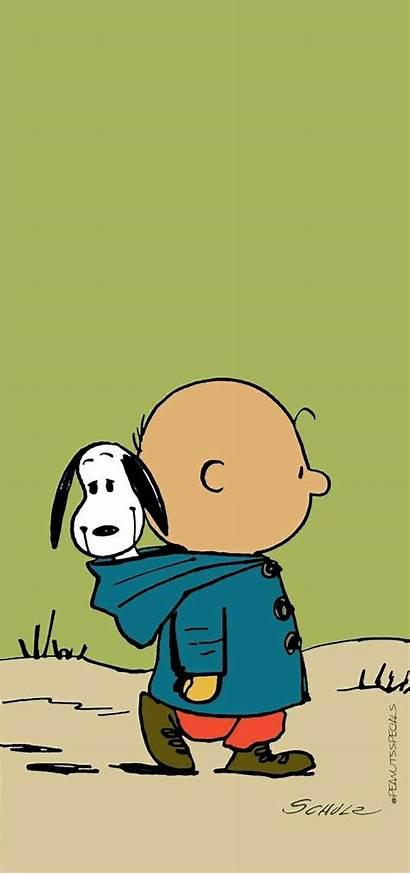 Snoopy Charlie Brown Cartoon Iphone Peanuts Phone