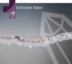 schilddrüsenunterfunktion schüssler salze