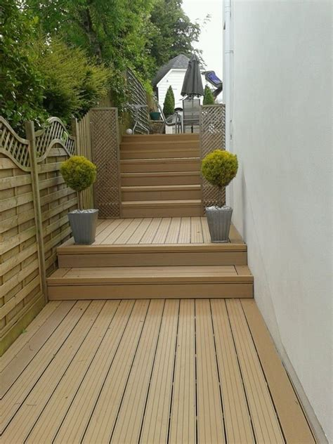 cladco wpc decking boards  teak colour wwwwpc decking