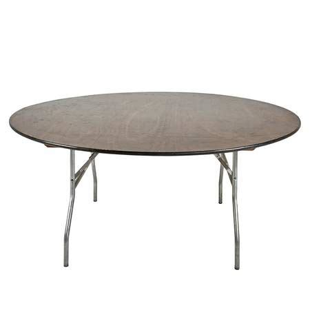 66 inch round table table round 66 quot standard party rentals modesto