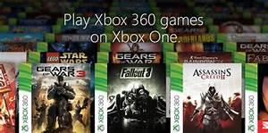 Xbox 360 Spiele Auf Rechnung : abw rtskompatibilit t auf der xbox one xbox 360 spiele ~ Themetempest.com Abrechnung