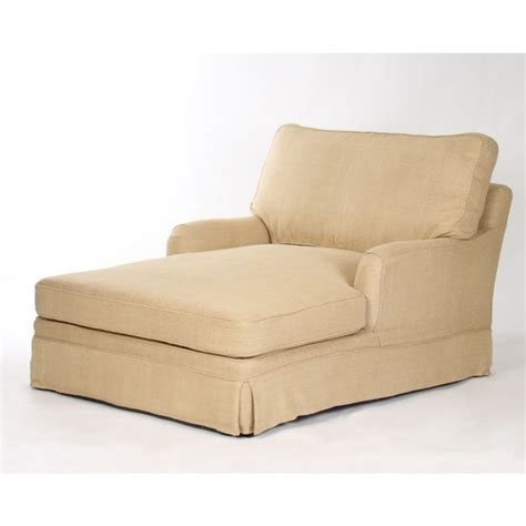 chaise a but chaise lounge chair with arms