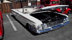1960 Chevy Impala Hardtop Vs  Convertible