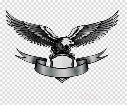 Eagle Clipart Clip Picsart Wing Transparent Emblem