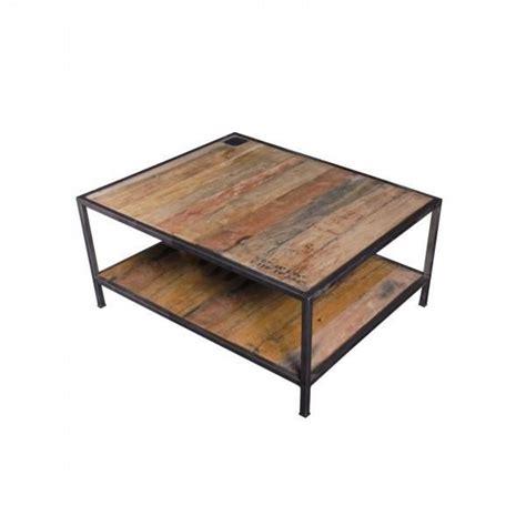 table basse carr 233 e loft achat vente table basse table basse carr 233 e loft cdiscount