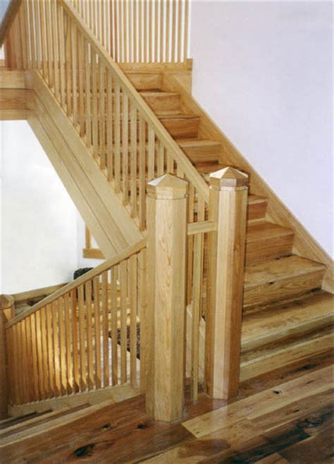 architectural staircase millwork stair parts