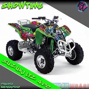 Suzuki Ltz 400 : suzuki ltz 400 wrap ltz 400 wrap suzuki quad wrap suzuki ltz 400 graphics ltz 400 wraps ~ Dode.kayakingforconservation.com Idées de Décoration