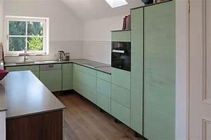 Küche Beton Arbeitsplatte : beton arbeitsplatte k che efecto die betonschreiner ~ Sanjose-hotels-ca.com Haus und Dekorationen