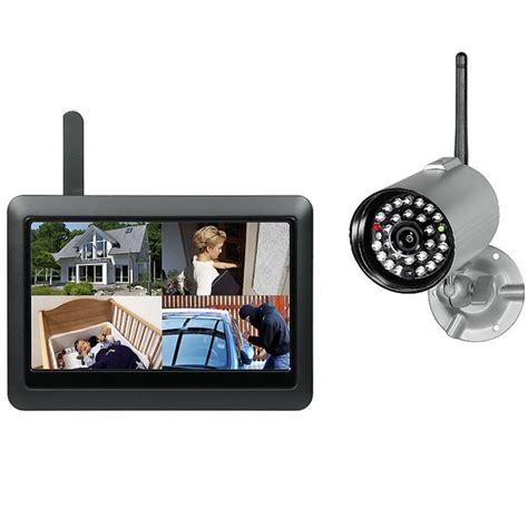 funk überwachungskamera mit monitor pentatech funk 220 berwachung kamera monitor funkkkamera wireless set digital ebay