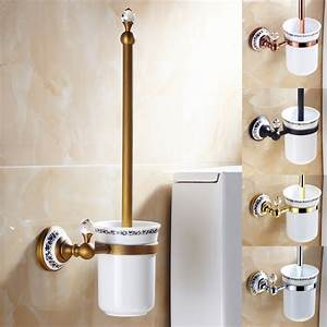 bain porte brosse a toilette entrepot ue vintage With porte d entrée pvc avec robinet salle de bain retro