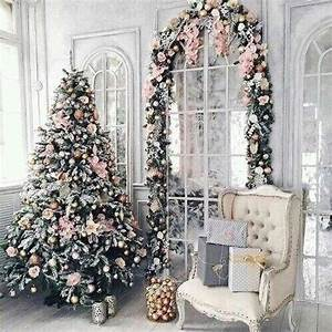 Pink Christmas Tree Decor Ideas Southern Living