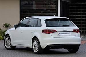 Images Audi A3 Sportback