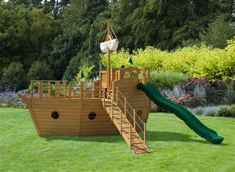 Pirate Ship Backyard Playset by 125 Best Images About Pirate Ship Play Set On