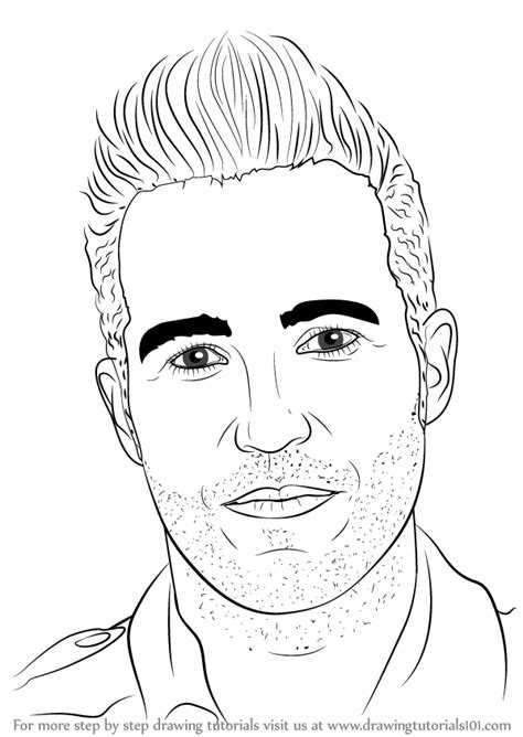 learn   draw pete wentz musicians step  step