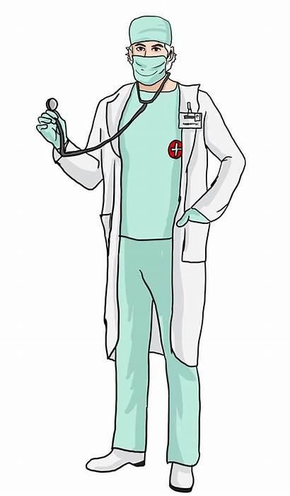 Surgeon Clipart Clip Doctor Surgical Doctors Transparent