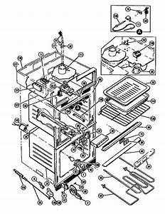 Thermador Msc39 Electric Range Parts