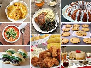 America's top comfort foods with recipes!