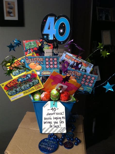 image result   lotto gift basket  birthday