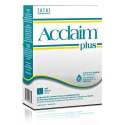Zotos Acclaim Plus Acid Wave