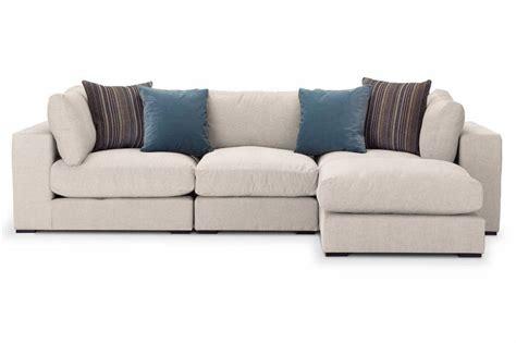 fabric sofas and sectionals sectional modular sofas modbury design