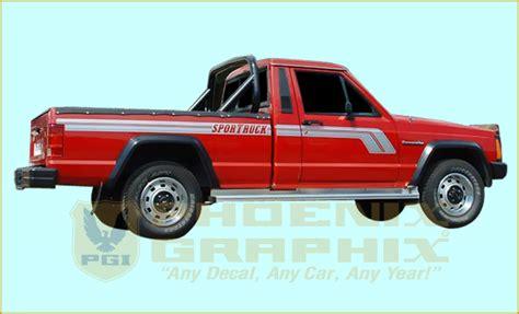 1988 jeep comanche sport truck 1987 1988 1989 1990 jeep mj comanche sportruck sport
