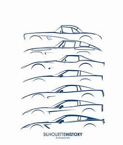 Silhouette History  Corvette   Autos