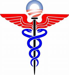 Caduceus medical symbol vector illustration Free vector in ...