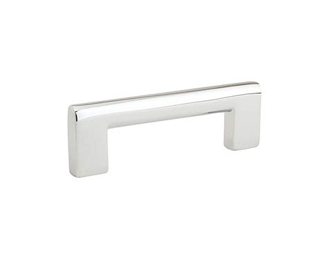 brass trail pull contemporary lock sets cabinet pulls emtek products inc