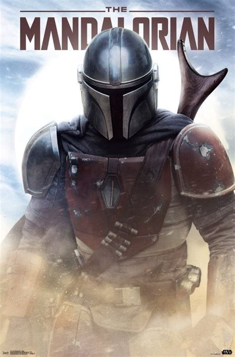 Check out the new posters for The Mandalorian | Live for Films