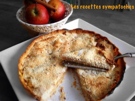 tarte pommes cannelle fa 231 on crumble l 233 ger blogs de cuisine