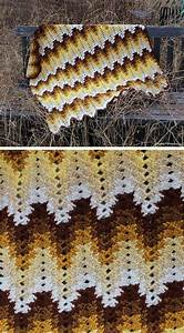 13 Best Images About Lacy Chevron Afghan On Pinterest