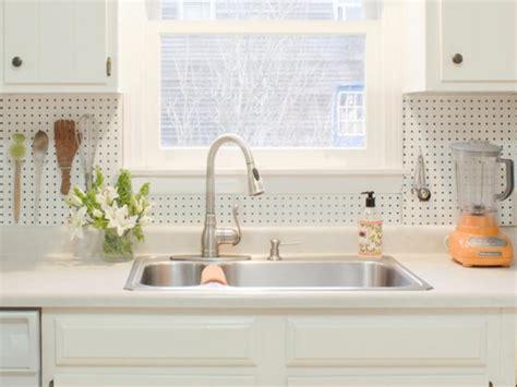 diy kitchen backsplash on a budget 7 budget backsplash projects diy