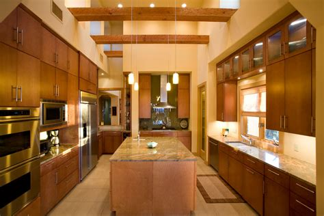 contemporary kitchen cabinets doors what to look for in a modern slab veneer cabinet door 5699
