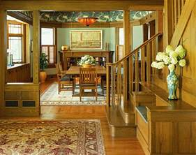 craftsman style home interiors decor ideas for craftsman style homes