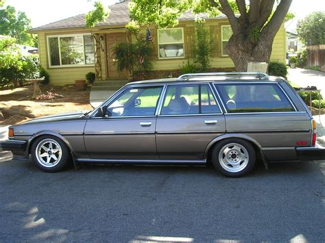 1985 Toyota Cressida by 4doorgoon 1985 Toyota Cressida Specs Photos Modification