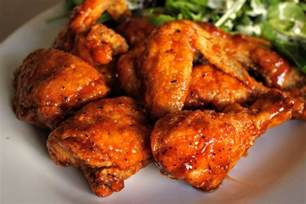 Fried BBQ Chicken Wings Recipe