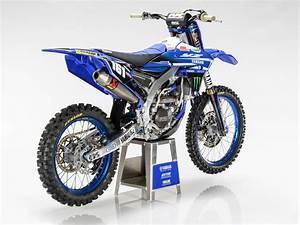 Alvin  U00d6stlund U0026 39 S 2017 Kemea Yamaha Factory Mx2 Yz250f